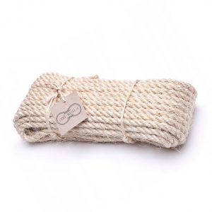 Sisalové lano 6,8,10 mm