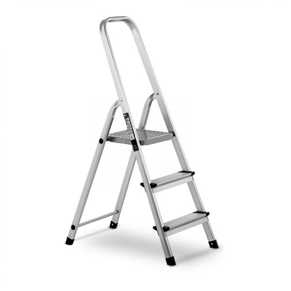 Hliníkový rebrík - jednostranný - 3 stupne | model MSW-AT3