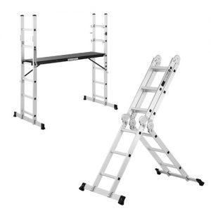 Multifunkčné rebríky, lešenie