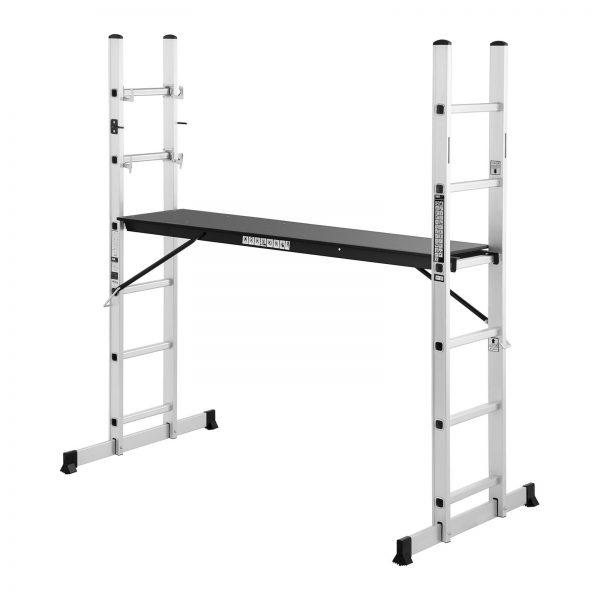 Rebríkové lešenie - 2,7 m - 150 kg | model MSW-AB150
