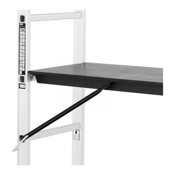 Rebríkové lešenie - 2,7 m - 150 kg - 12