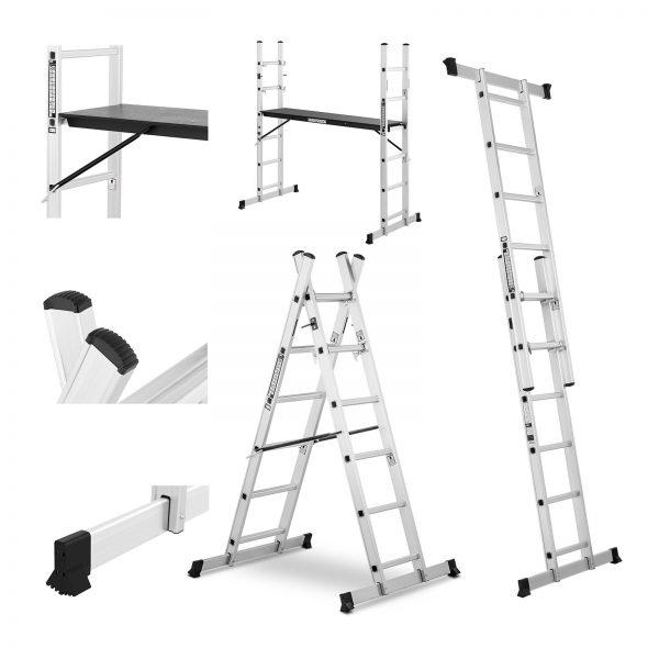 Rebríkové lešenie - 2,7 m - 150 kg 2
