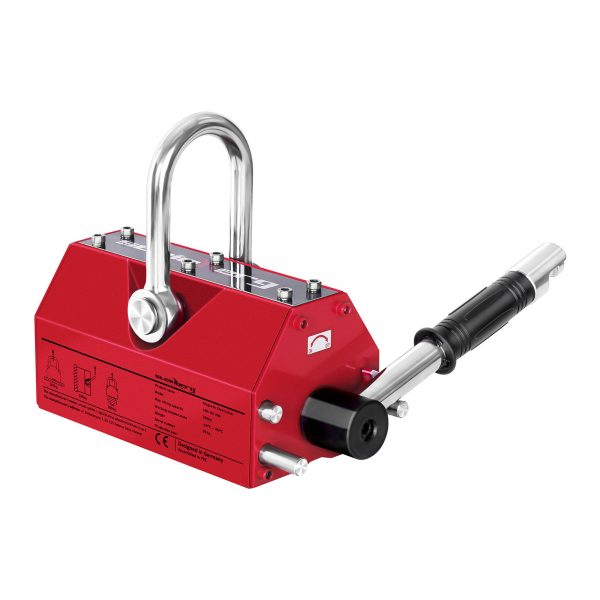 Priemyselný bremenový magnet - 500 kg | model - SBS-ML 500