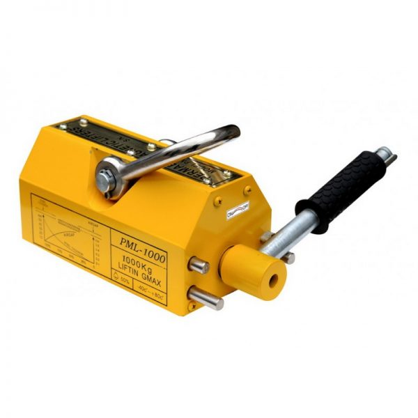 Bremenový magnet - nosnosť 100 kg | model: PML-100