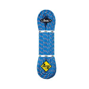 Lano Beal Booster 9, 7 mm x 60 m Dry Cover Blue