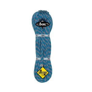 Lano Beal Cobra Unicore 8, 6 mm x 50 m Golden Dry Blue | BC086C.50GD.B