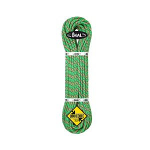 Lano Beal Cobra Unicore 8, 6 mm x 50 m Golden Dry Green