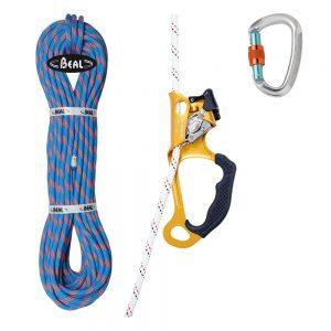 Horolezecké laná a príslušenstvo