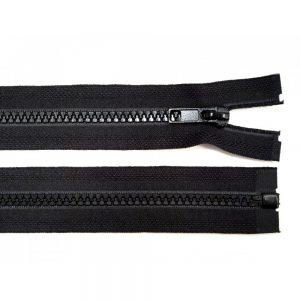 Plastový zips - 5 mm - 45 cm
