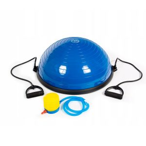 Bosu balančná lopta na cvičenie 57cm