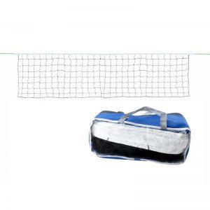 Volejbalová sieť na záhradu